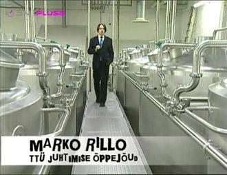 JuhtimisAju telemäng Premia Tallinna Külmhoones