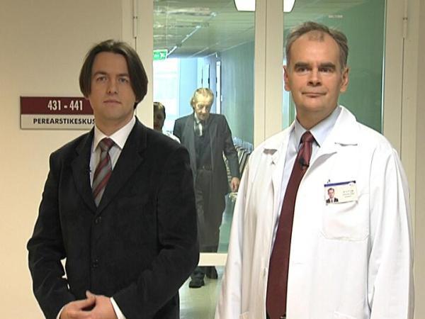 JuhtimisAju telemäng Medicum Lasnamäe Tervisekeskuses